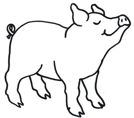 Pig Clipart Clipart Panda Free Clipart Images