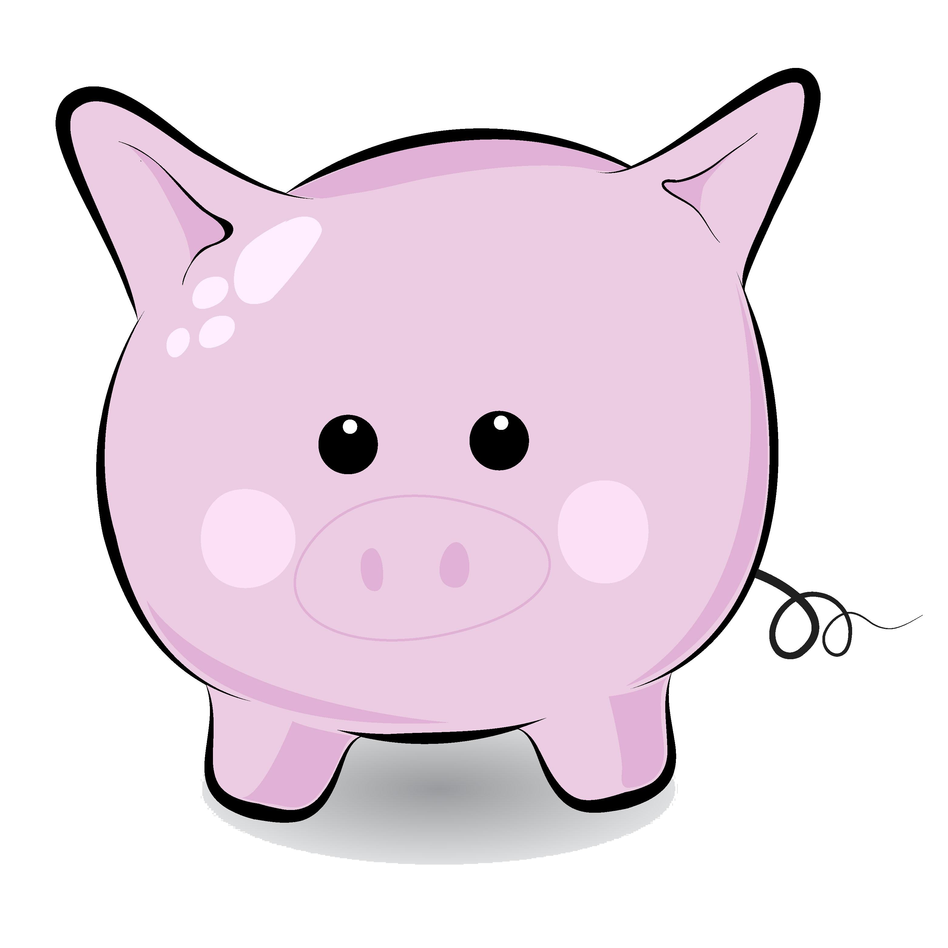 Pig Clipart-Pig Clipart-14