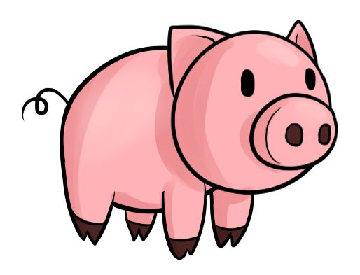 pig clipart - Google zoeken