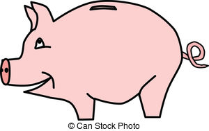 ... Piggy Bank Clip Art - Clipartall ...-... Piggy Bank Clip Art - clipartall ...-12