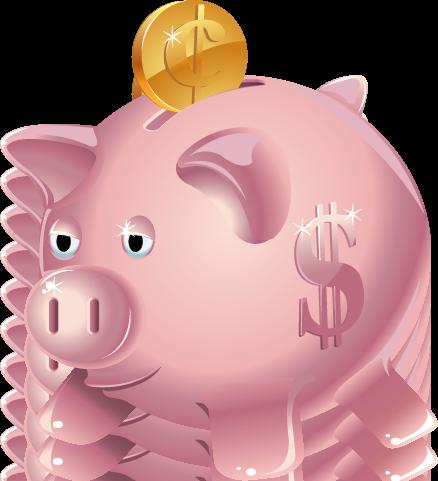 Piggy Bank Clipart Fort-Piggy Bank Clipart Fort-14