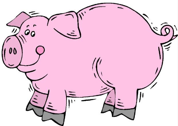 Pigs Clip Art-Pigs Clip Art-5