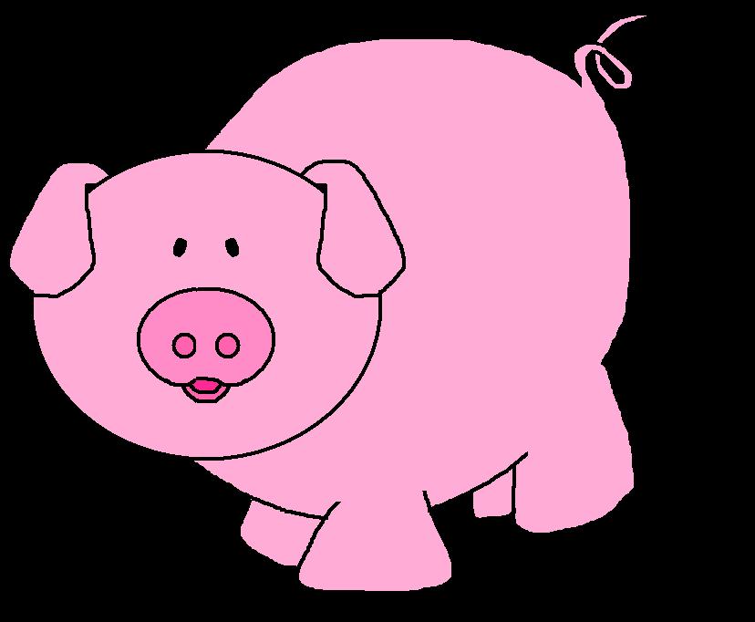Pigs Clip Art-Pigs Clip Art-3