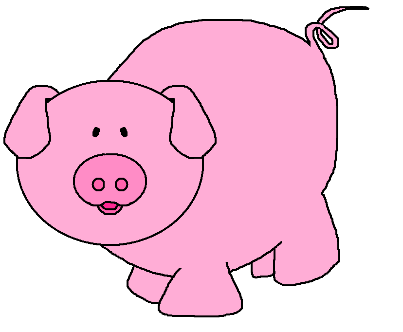 Pigs Clip Art-Pigs Clip Art-2