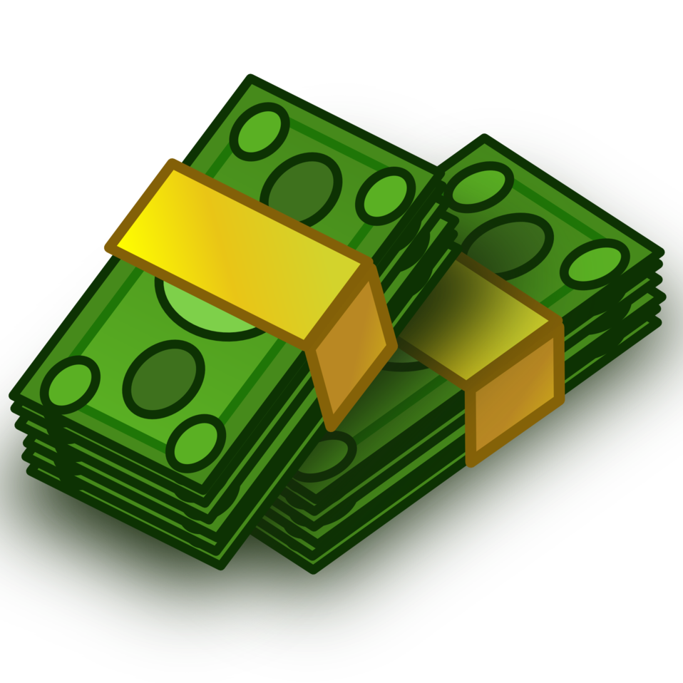 Pile Of Money Clipart-pile of money clipart-2