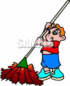Pile Of Fall Leaves Clipart A Boy Raking-Pile Of Fall Leaves Clipart A Boy Raking A Pile Leaves 110927 204165-10