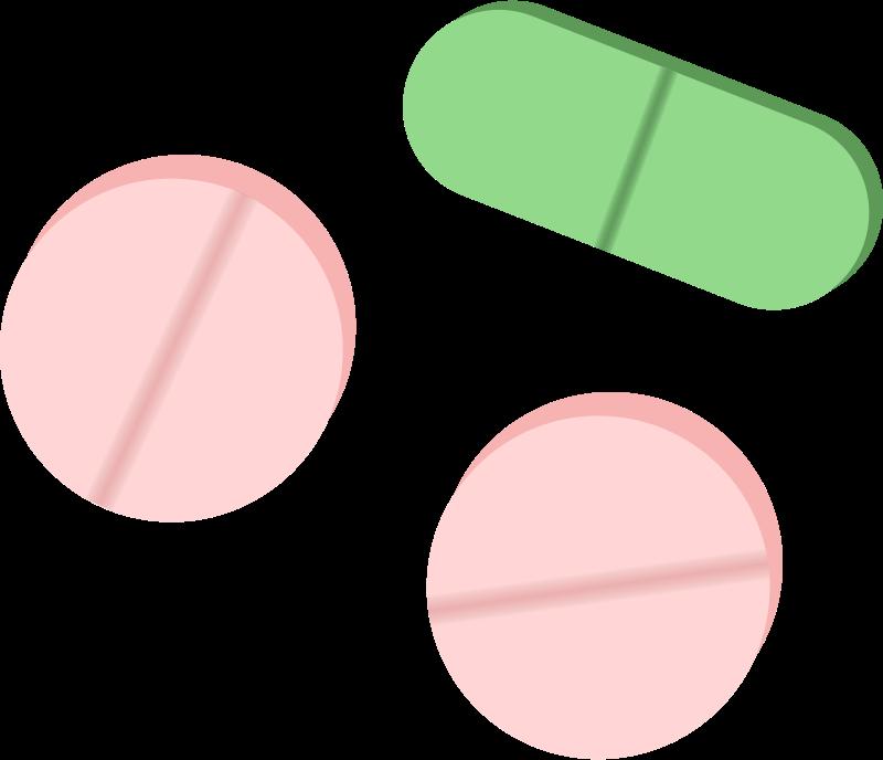 Pill Clip Art