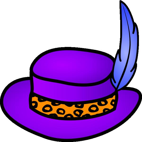 Pimp Hat Clip Art At Clker Com Vector Clip Art Online Royalty Free