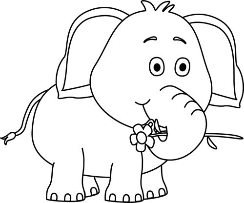 Pin by Shelly Gainer on Clip  - White Elephant Clip Art