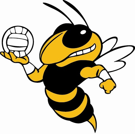 Pin Clip Art Of A Yellow Volleyball on Pinterest