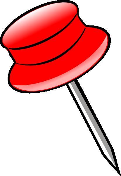 Pin Clip Art. Pin