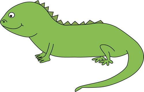 Pin Clipart Cute Iguana Lizard Hanging O-Pin Clipart Cute Iguana Lizard Hanging Over A Sign Royalty Free Vector-7