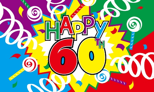 Pin Happy 60th Birthday Clip Art Constellation Aviation Consulting On