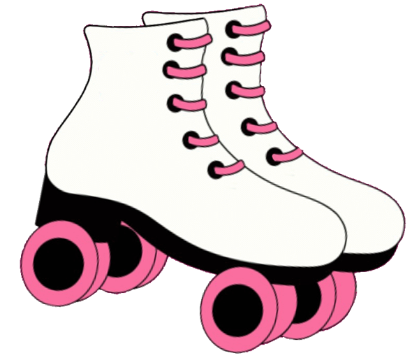 Pin Printable Roller Skate Stencil Welco-Pin Printable Roller Skate Stencil Welcome Skates Cake On Pinterest-5