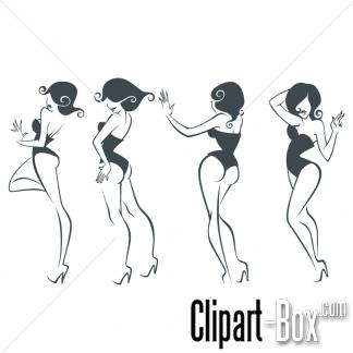 Pin-Up Girls Clipart-Pin-Up Girls clipart-8
