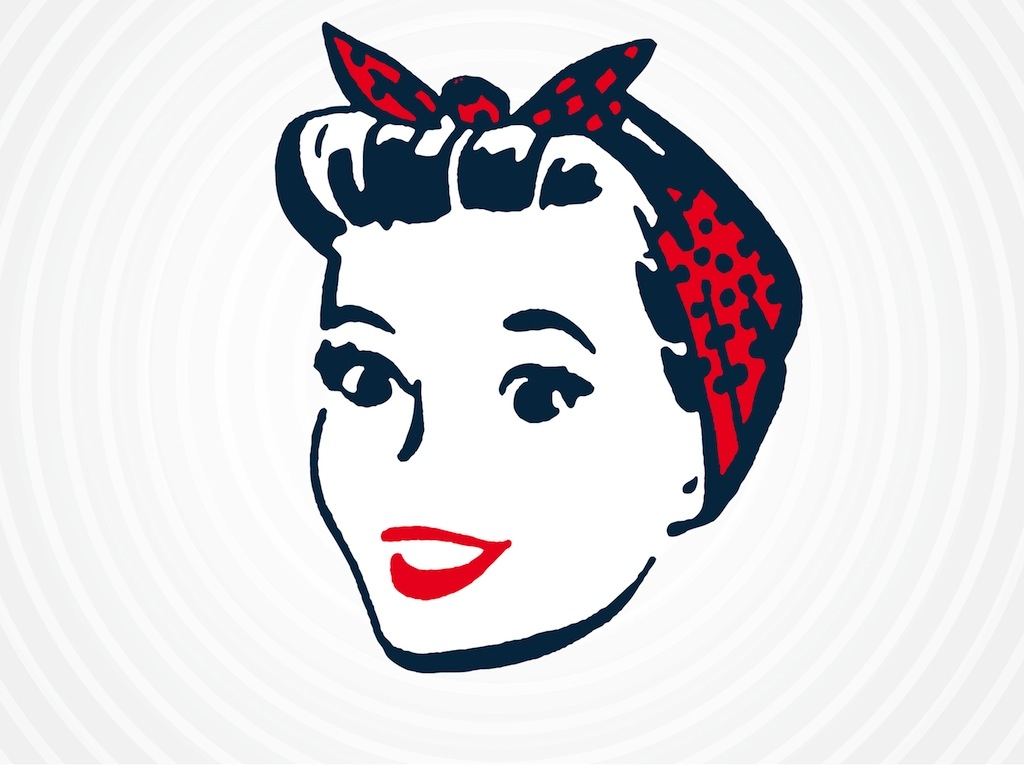 Pin Up Girls 1950s Style.-pin up girls 1950s style.-13