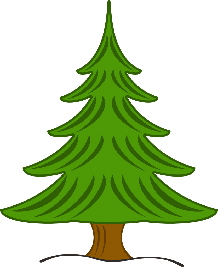 Pine Tree Clipart Png-pine tree clipart png-4