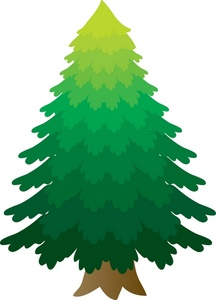 Pine Tree Clipart-pine tree clipart-6