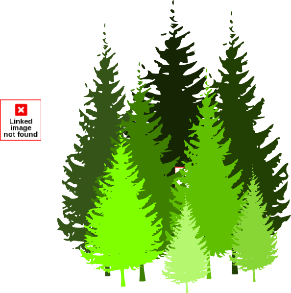 Pine Tree Clip Art-Pine Tree Clip Art-9