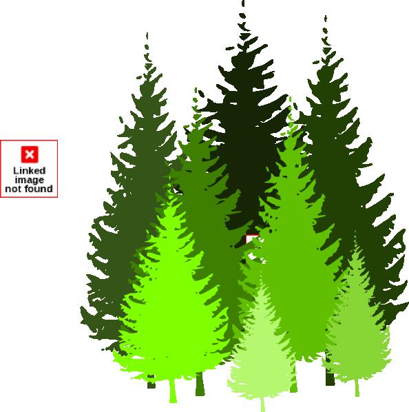 Pine Tree Clip Art-Pine Tree Clip Art-8
