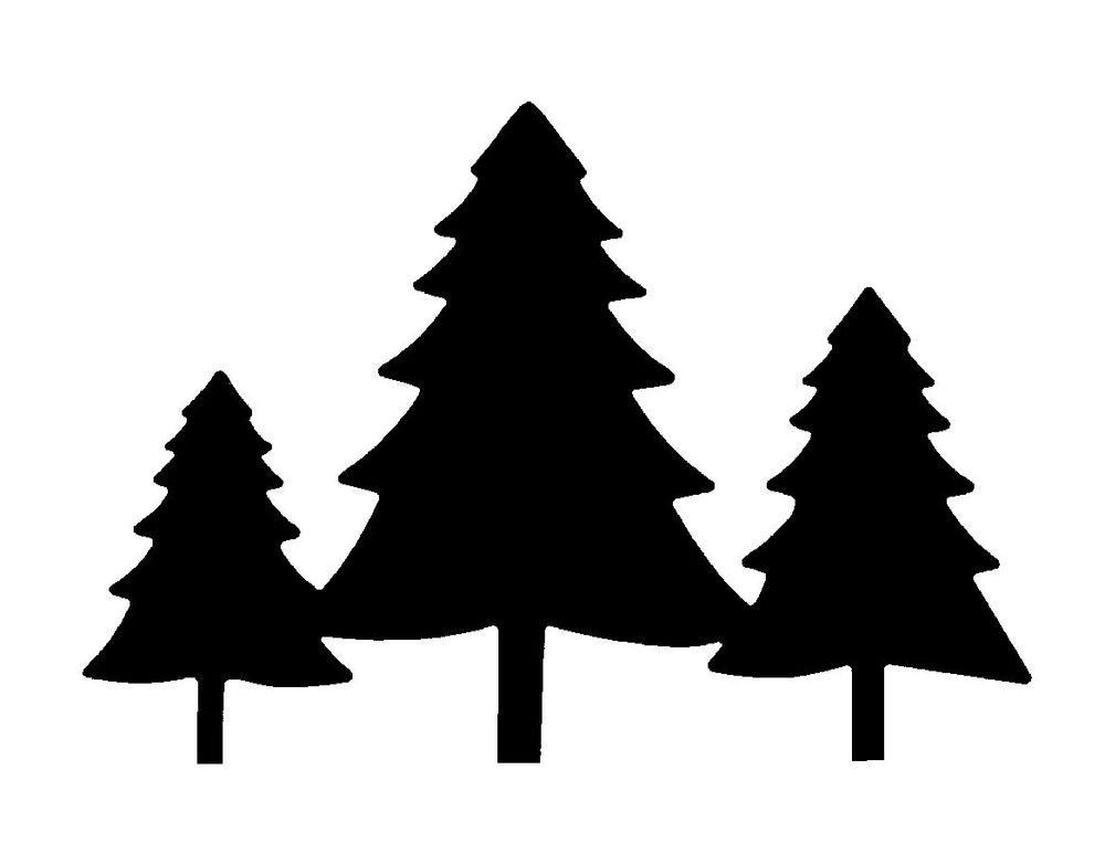 Pine Tree Silhouette Clip Art Cliparts C-Pine Tree Silhouette Clip Art Cliparts Co-8
