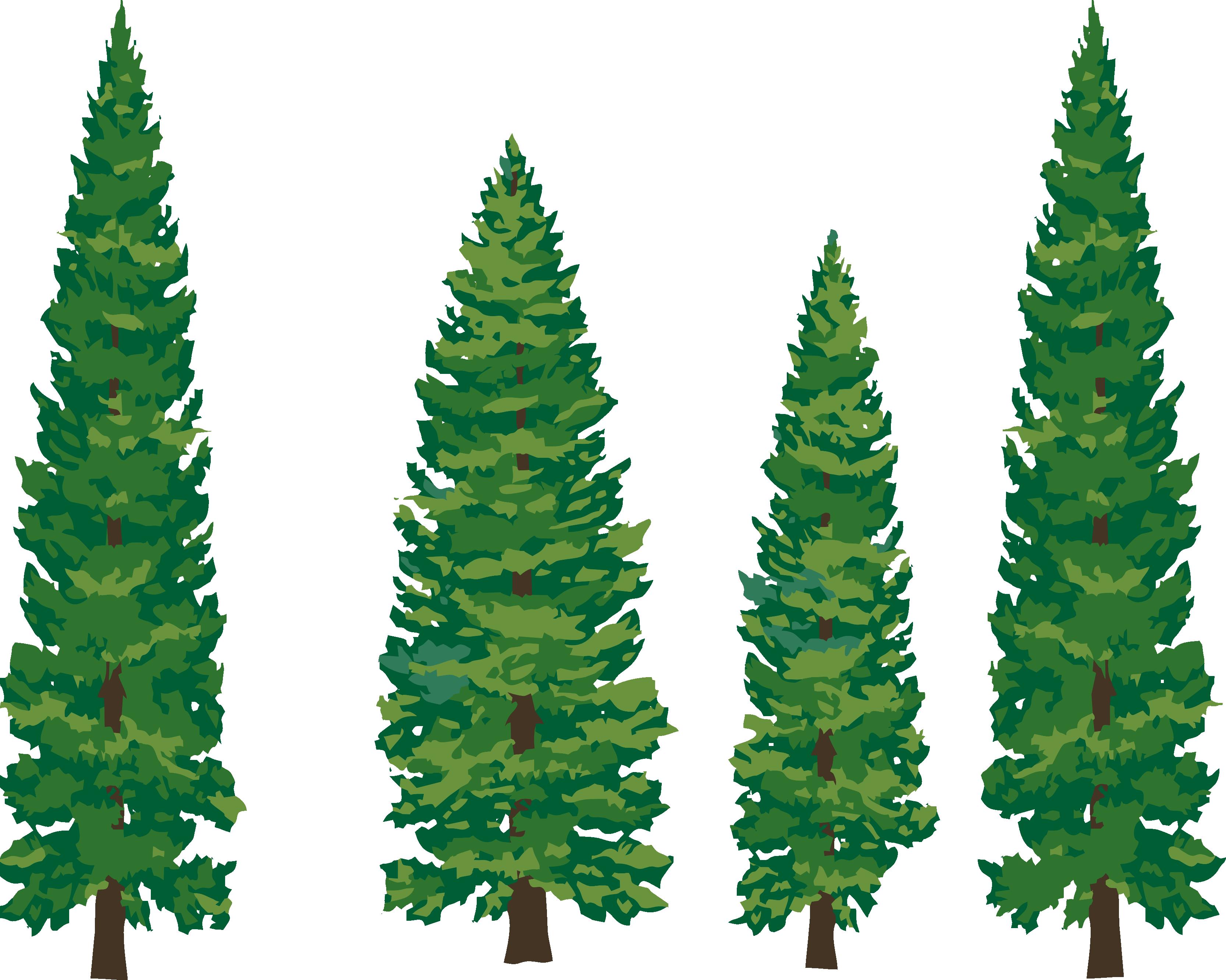 Pine Trees Clip Art. Pine Clipart-Pine Trees Clip Art. pine clipart-6