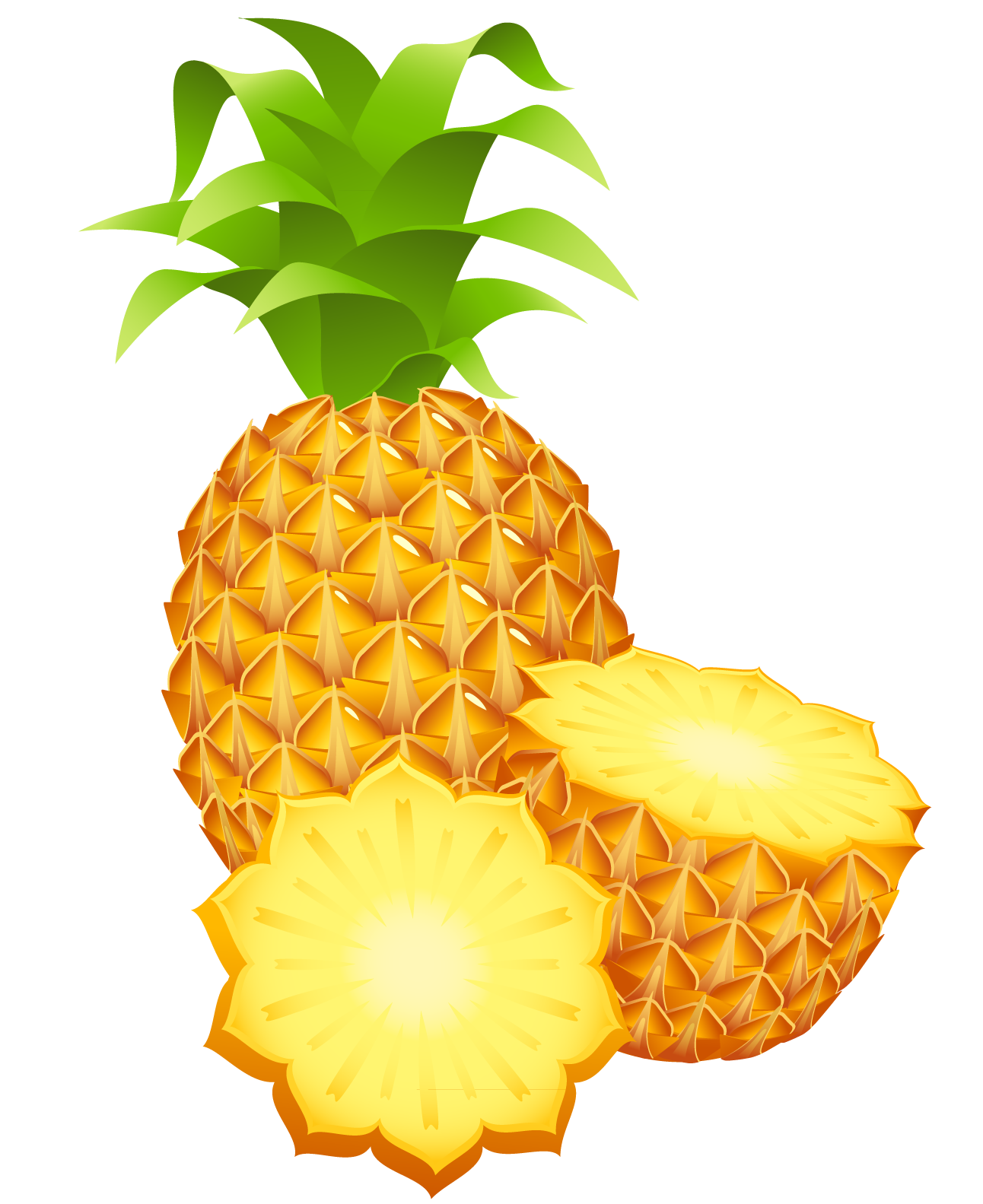 Pineapple PNG Image, Free Download-Pineapple PNG image, free download-8
