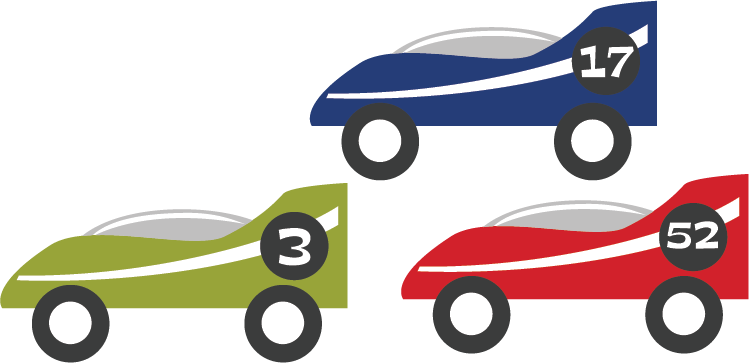 Pinewood Derby Clip Art ..