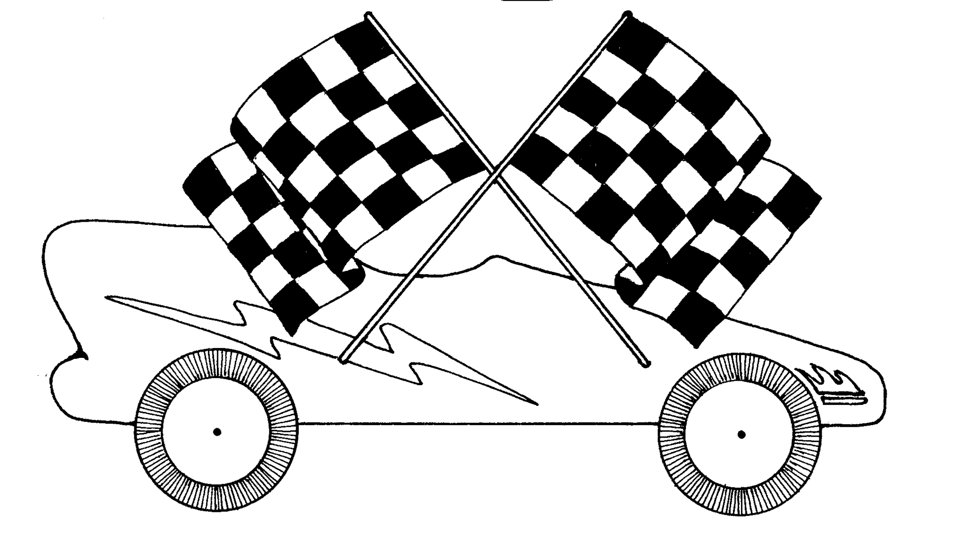 Pinewood Derby Clipart