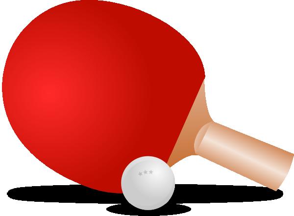 Ping Pong Clip Art At Clker Com Vector Clip Art Online Royalty Free