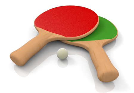 ... Ping Pong clipart 6 ...