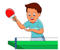 Ping Pong Table Clipart. Size: 55 Kb Fro-ping pong table clipart. Size: 55 Kb From: Recreation-9