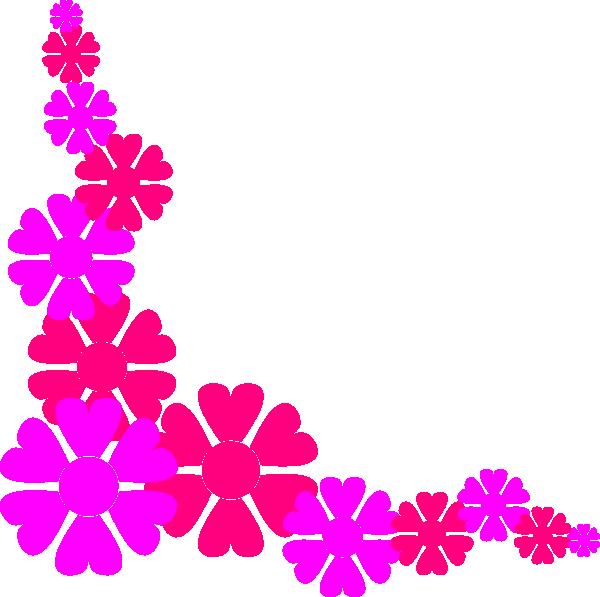 43 Flower Border Clipart Clipartlook