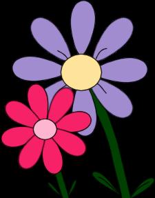 Pink And Purple Flowers-Pink and Purple Flowers-5