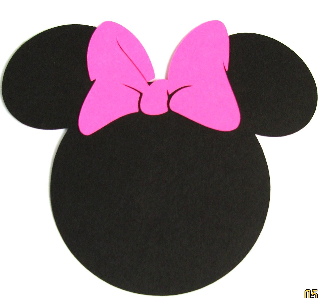 Pink Baby Minnie Mouse Clip Art Clipart Panda Free Clipart Images