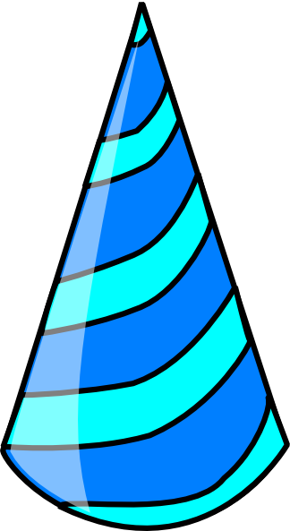 Pink Birthday Hat Clip Art Fr - Clipart Birthday Hat