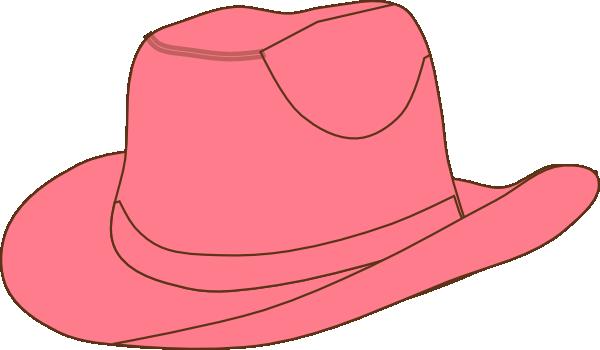 Pink Cowgirl Hat Clip Art At Clker Com V-Pink Cowgirl Hat Clip Art At Clker Com Vector Clip Art Online-15