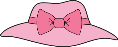 Pink Girls Hat With A Bow-Pink Girls Hat With a Bow-8