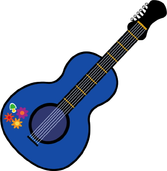 Pink Guitar Clipart Free Clipart Images-Pink Guitar Clipart Free Clipart Images-18