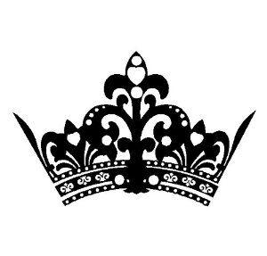 Pink haley tiara princess clip .