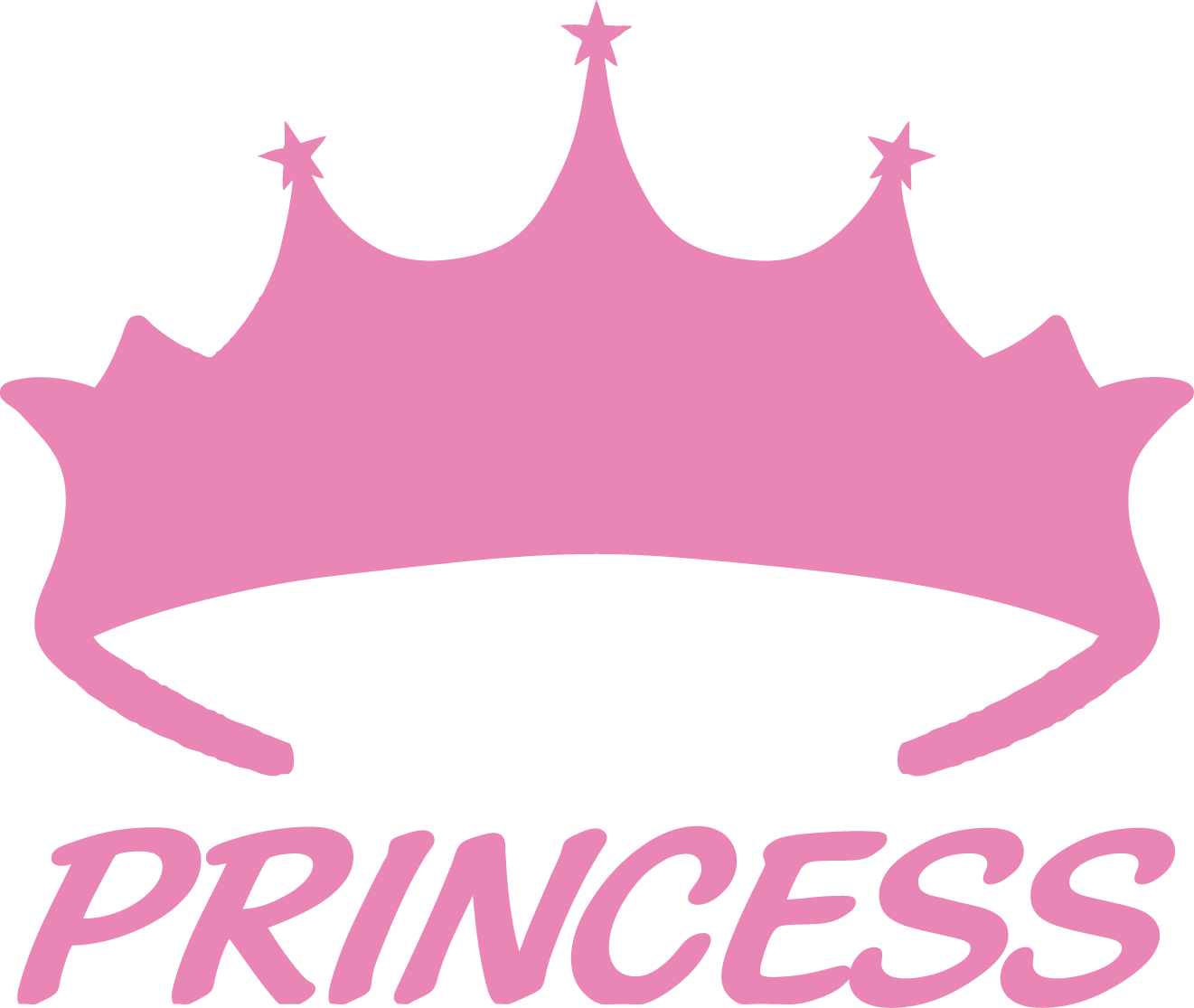 Pink Princess Crown Clipart .-Pink Princess Crown Clipart .-7