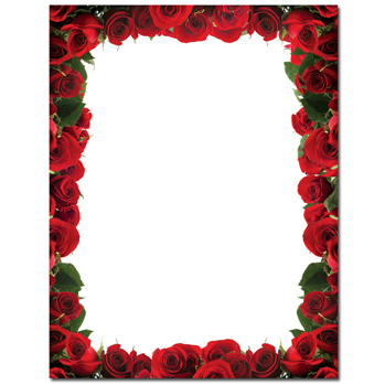 Pink Rose Clip Art Border Free Clipart Images