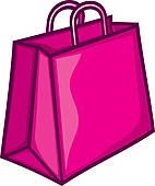 ... Pink Shopping Bag ...-... pink shopping bag ...-8