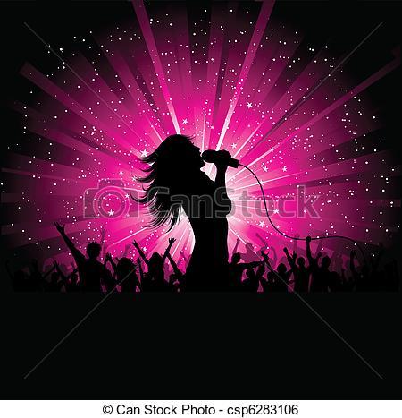 Female Singer - Csp6283106-Female singer - csp6283106-9