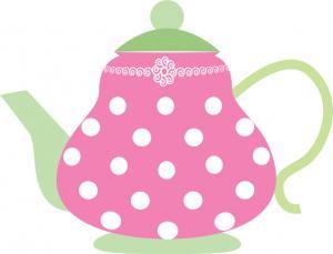 Pink Teapot Clip Art-pink teapot clip art-4