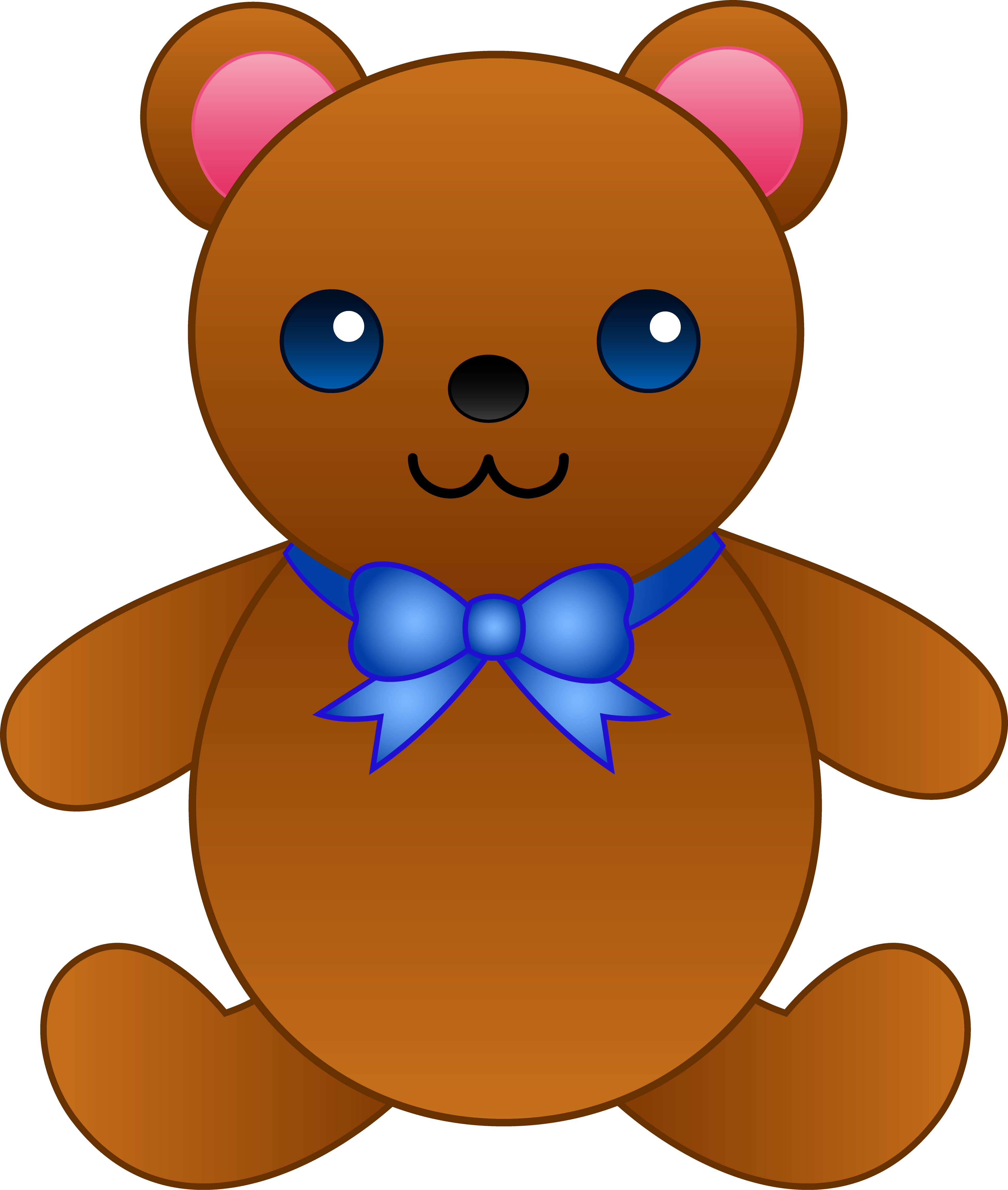 Pink Teddy Bear Clipart Free Clipart Ima-Pink teddy bear clipart free clipart images-10