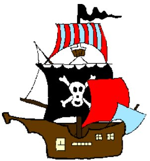 pirate clipart - Pirate Clip Art Free