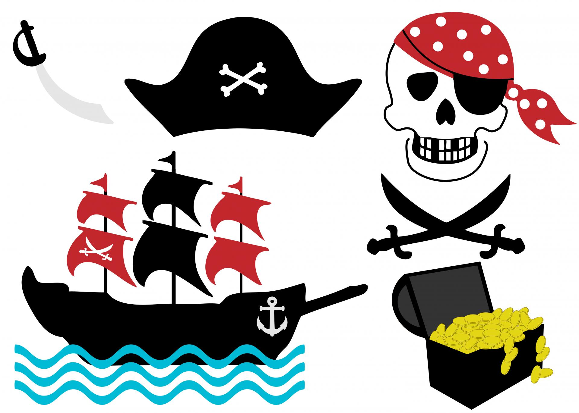Pirate Clip-art - Pirate Clip Art Free