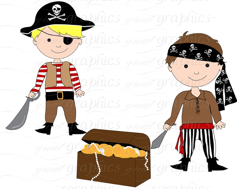 Pirate Clip Art - Pirate Clip Art Free