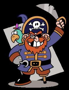 Pirate Clip Art-Pirate Clip Art-3